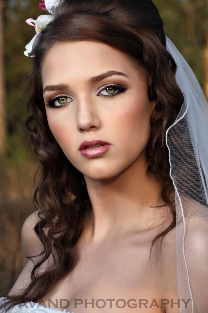 model portfolio makeup